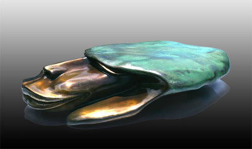 Patinated Voyager