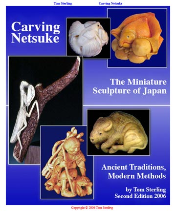 Netsuke Carving for the Enthusiast